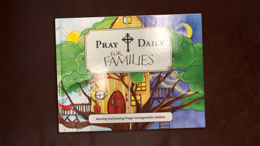 Introducing Pray Daily for Families